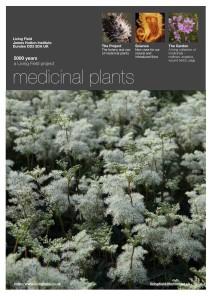 Medicinals poster (Living Field)