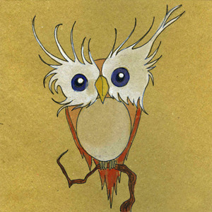 An Owl named Joff by Marion Demade